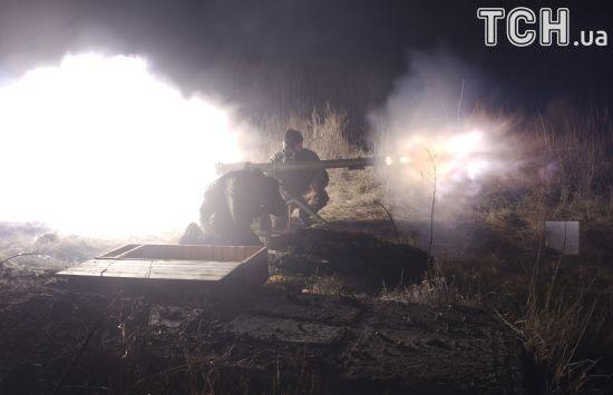 """Пекло на передовій: бойовики вперше за час """"новорічного перемир'я"""" застосували артилерію"""