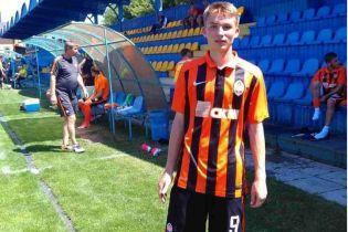 """""""Шахтар"""" підписав контракт з юним білорусом"""