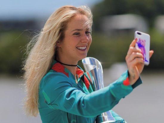 Букмекери назвали Світоліну однією з головних фавориток Australian Open
