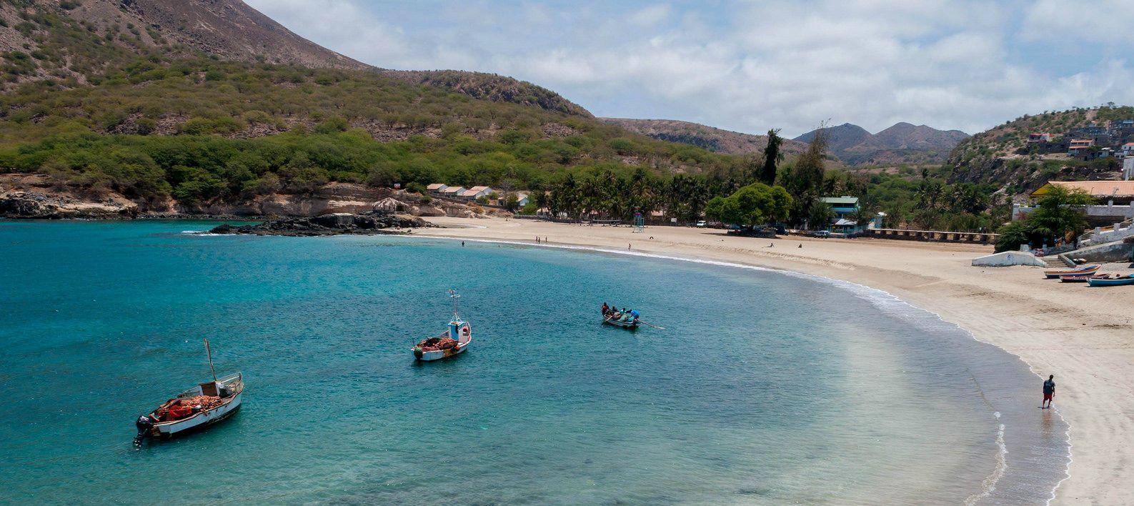 Острови Кабо-Верде, океан