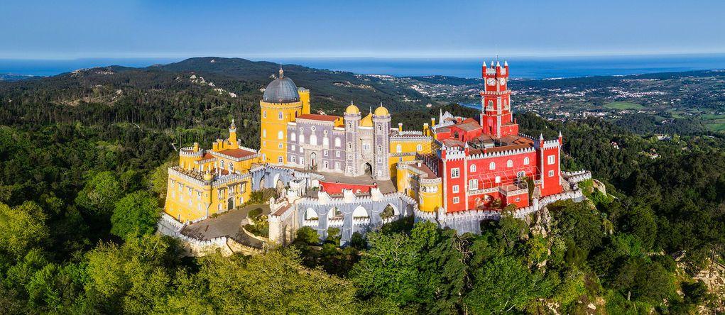 Природний парк Синтра, Лісабон, Португалія
