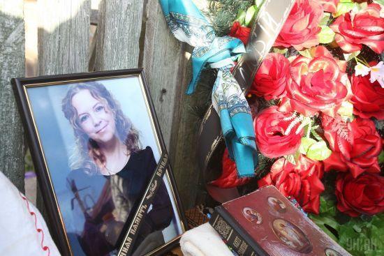 У МВС опублікували відео з Ноздровською за 1,5 години до її смерті