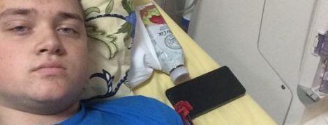 Дениса готовят к пересадке почки, однако нужны средства