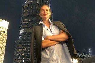 Парк цветов и самый высокий небоскреб в мире: Катя Осадчая показала новые кадры из отпуска