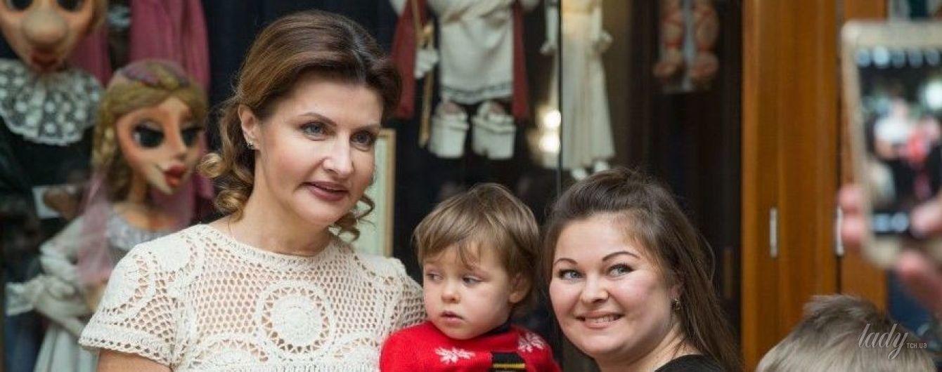 5 новых образов Марины Порошенко