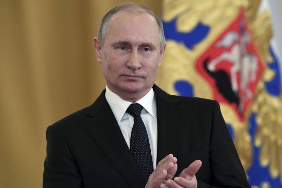 Путін знову вимагає особливий статус для окупованого Донбасу