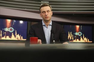 Навального отпустили из полиции в Москве