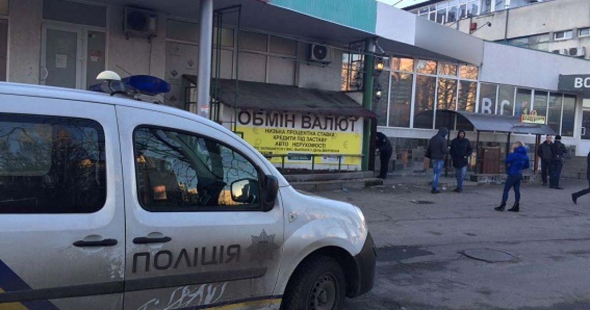 @ ГУ Національної поліції в Києві