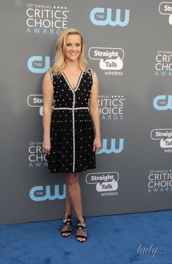 Critics' Choice Awards - 2018_30