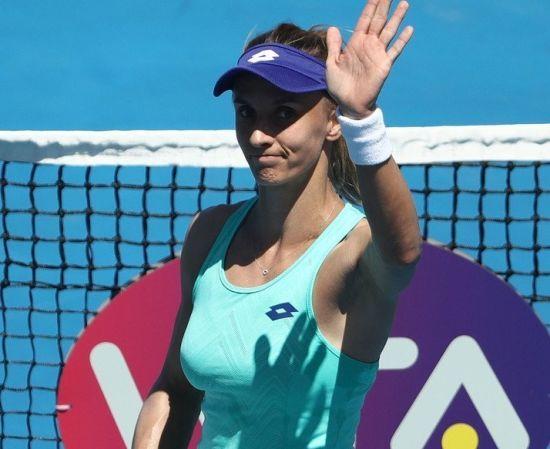 Цуренко вдруге поспіль зупинилася за крок від фіналу престижного турніру в Австралії
