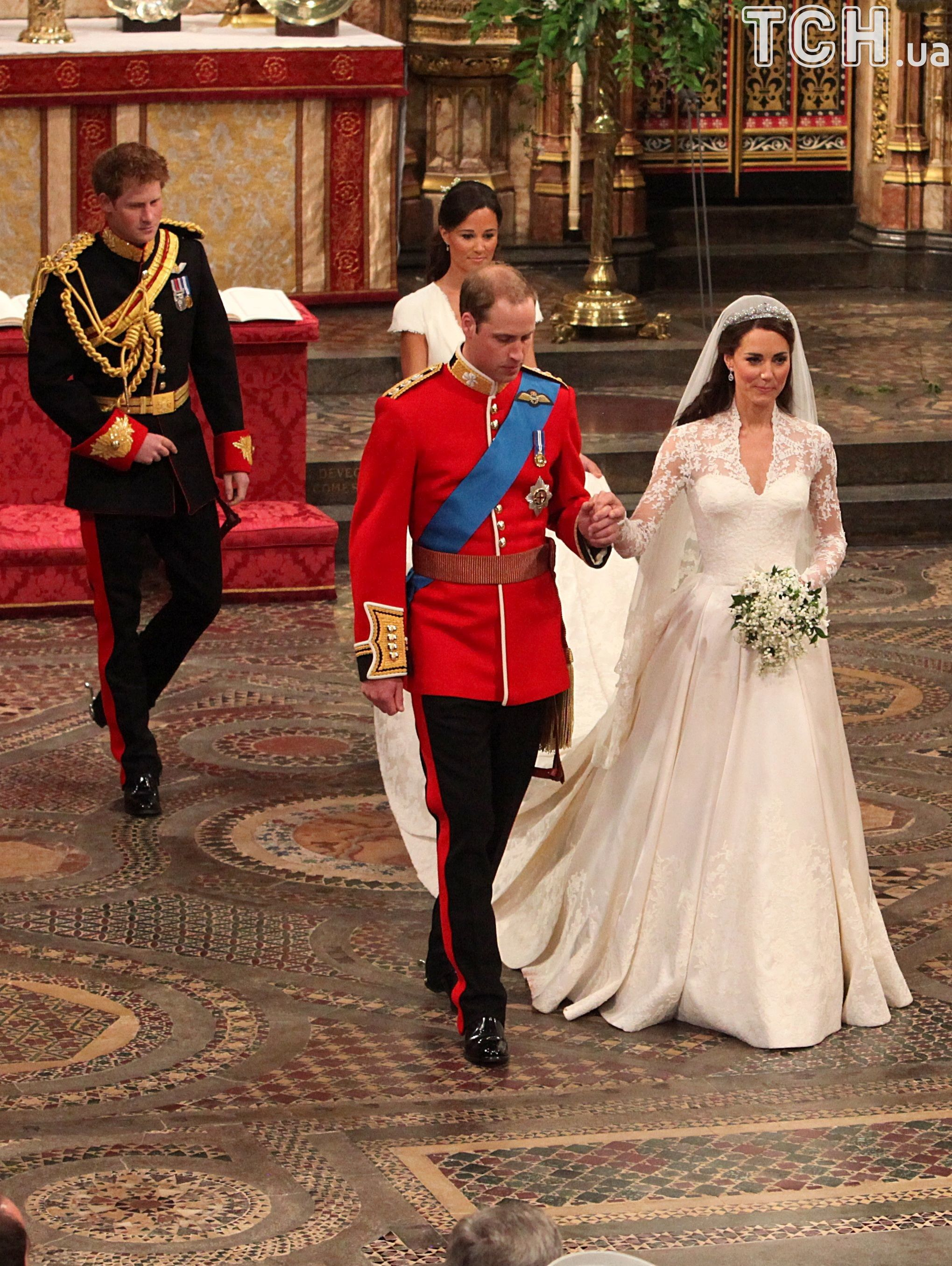 Весілля Кейт Міддлтон та принца Гаррі