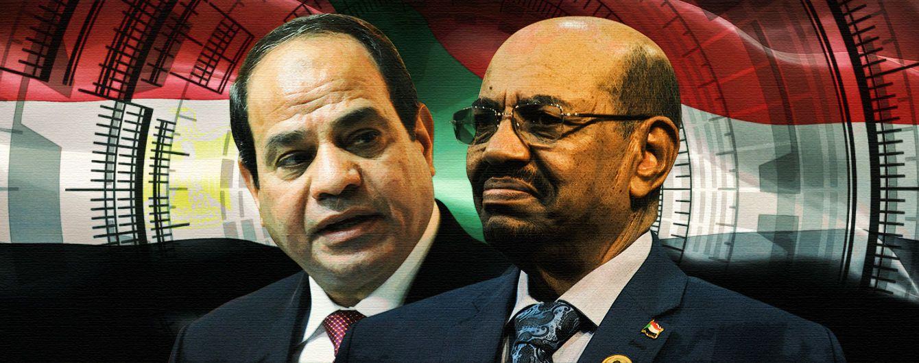 """Чи перетвориться """"холодна війна"""" між Єгиптом та Суданом на """"гарячу"""""""