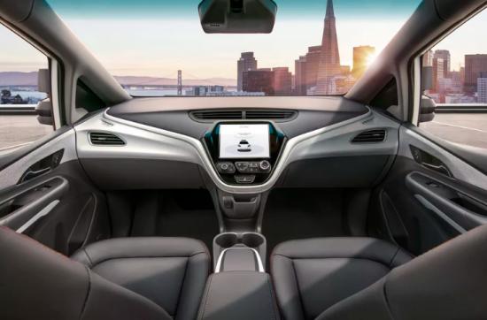 General Motors випустить безпілотний електрокар без керма та педалей