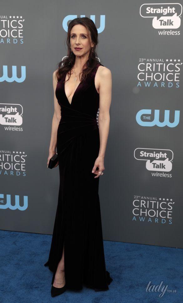 Звезды на церемонии Critics' Choice Awards_2