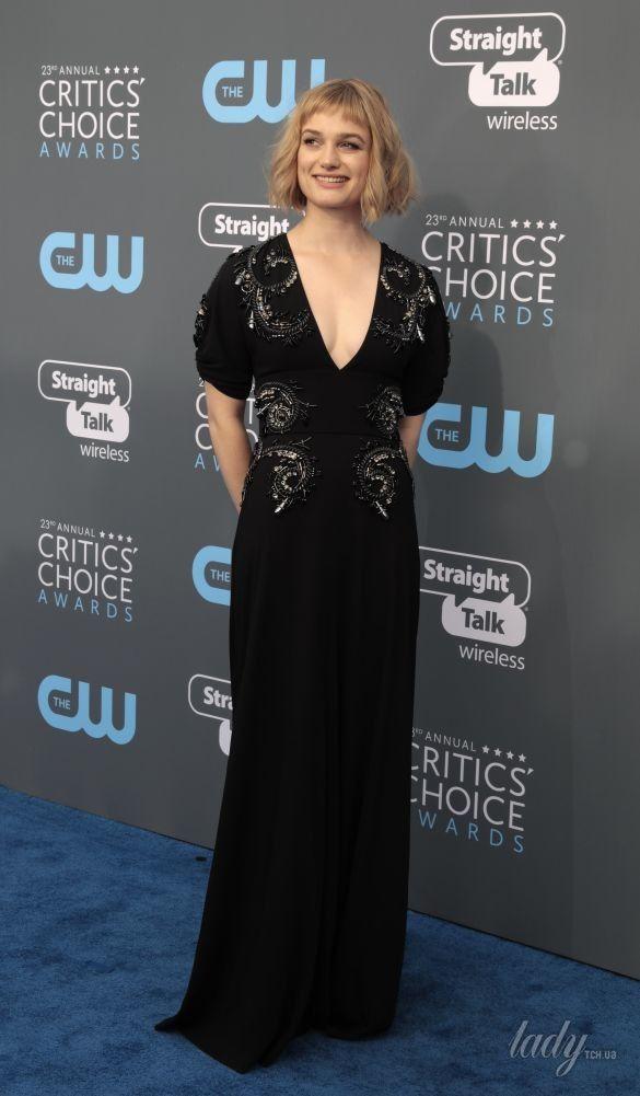 Звезды на церемонии Critics' Choice Awards_6