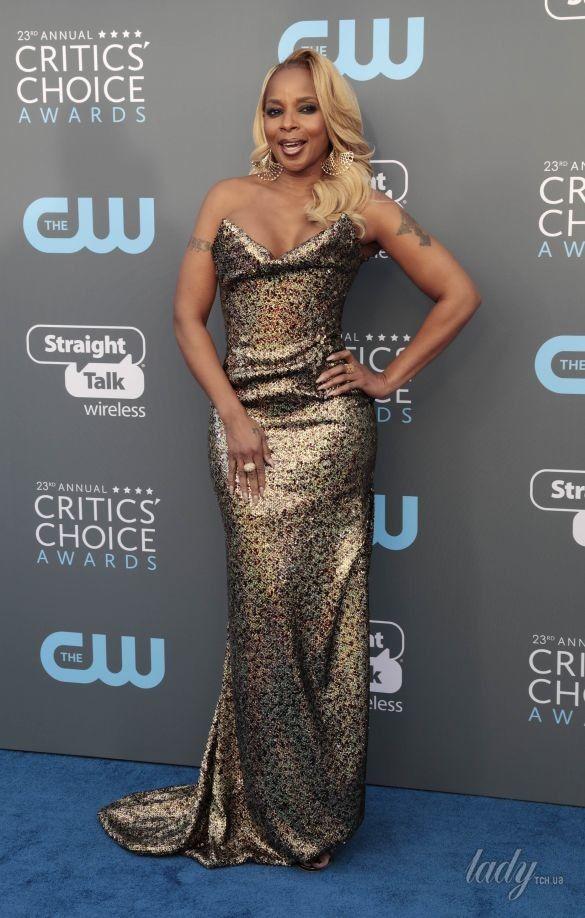Звезды на церемонии Critics' Choice Awards_5