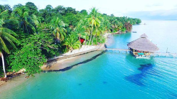 Эко-курорт на берегу Карибского моря разыгрывают за 10 долларов