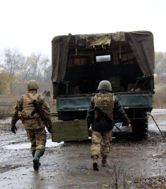 Бойовики гатили з мінометів та гранатометів. Хроніка АТО