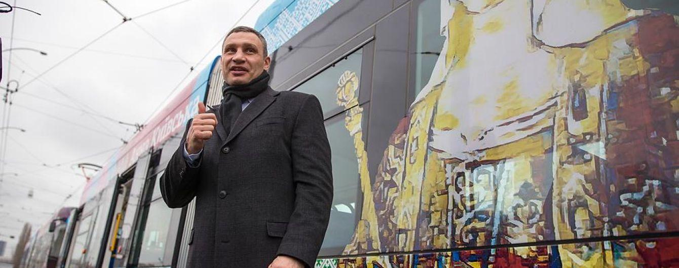 Кличко рассказал о грандиозной реконструкции любимых мест киевлян и визитных карточек столицы