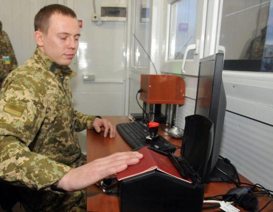 У Держприкордонслужбі назвали кількість осіб, яким заборонили в'їзд до України через відвідини окупованого Криму