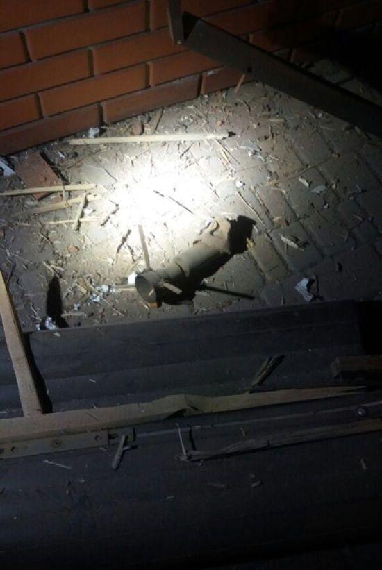 На Одещині невідомий стріляв із гранатомета в кафе