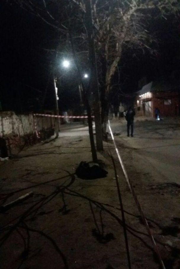 В Одесской области неизвестный стрелял из гранатомета в кафе