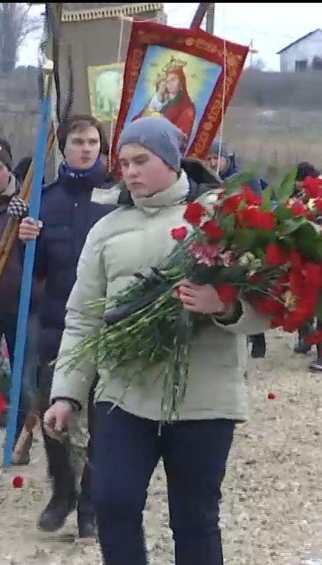 На Хмельниччині з військовими почестями поховали Геннадія Вегеру
