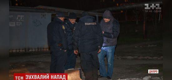 Стрілянина на зупинці в Дніпрі: нападники викрали двох людей із черги на маршрутку