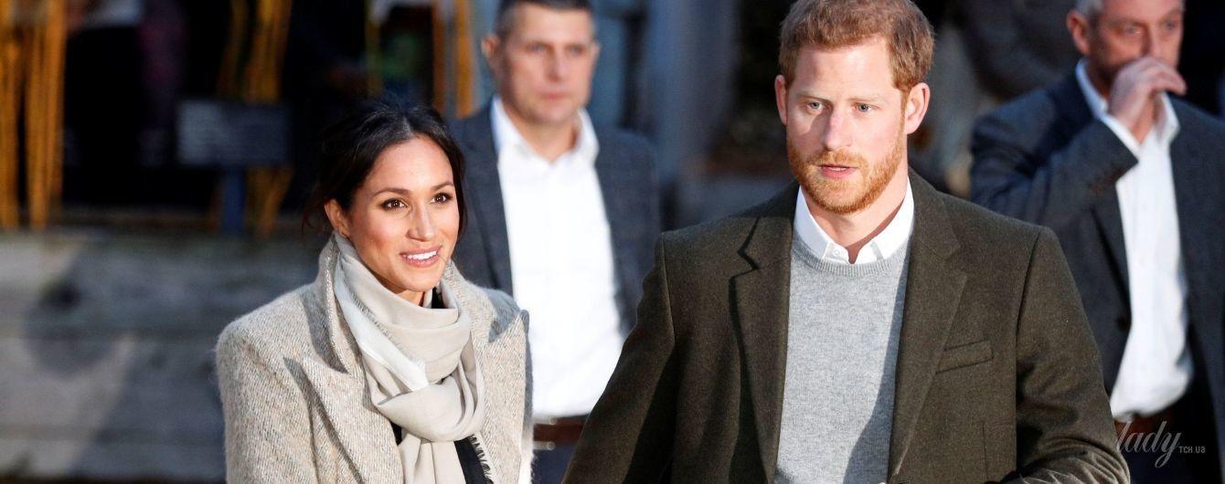 Нарушают традиции: первые подробности будущей свадьбы принца Гарри и Меган Маркл