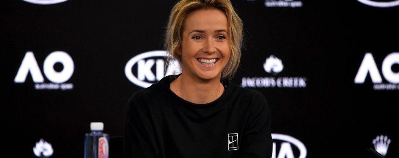 Світоліна і компанія дізналися імена суперників у першому раунді Australian Open