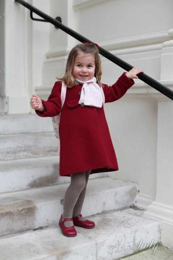 Принцесса Шарлотта, дочь Кембриджей_1