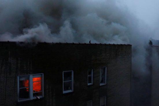 У Португалії восьмеро людей заживо згоріли у будинку відпочинку