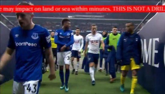 Поки гавайці дивилися матч чемпіонату Англії, в ефірі оголосили про ракетну тривогу