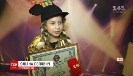 10-летняя жительница Ровно стала самой молодой диджейкой Украины
