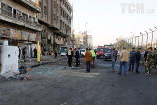 Склад боєприпасів вибухнув у Багдаді забравши життя десятків людей
