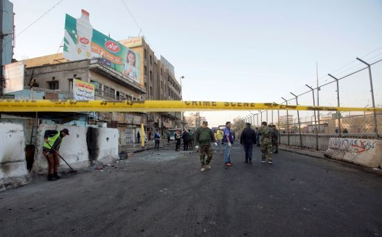 Смертники здійснили теракт у Багдаді: десятки загиблих і понад півсотні поранених
