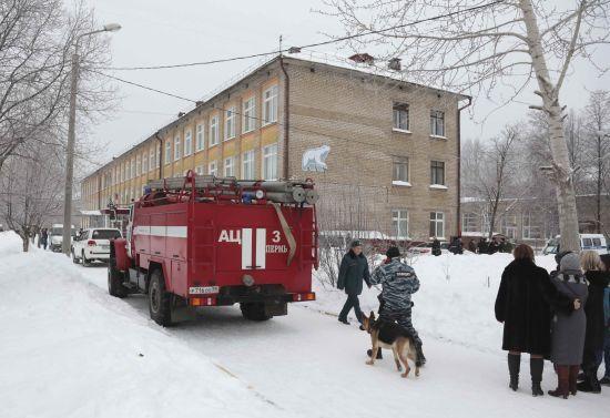 У Росії заарештували підлітків, які влаштували різанину в школі