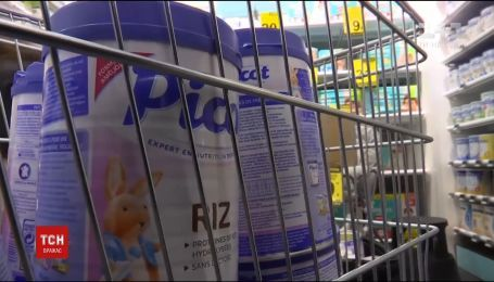 В детской молочной смеси французского производителя нашли сальмонеллу