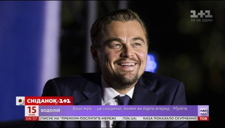 Ди Каприо снова сыграет в фильме Тарантино