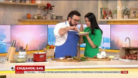 Секреты вкусного пюре от Руслана Сеничкина
