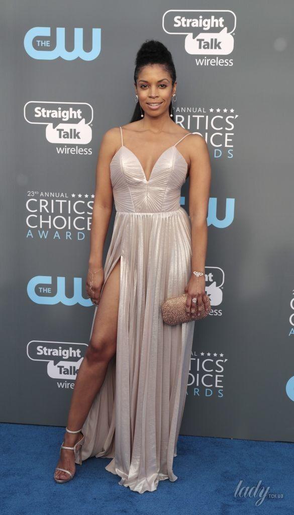 Звезды на церемонии Critics' Choice Awards_4