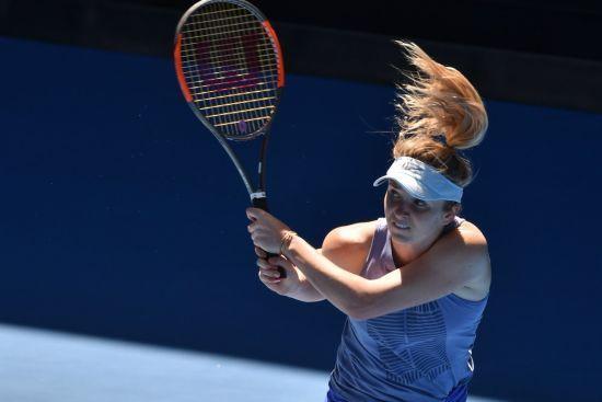Світоліна без проблем впоралася з суперницею на старті Australian Open