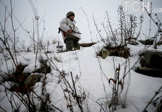 На Донбасі зафіксували лише один обстріл бойовиків. Хроніка АТО