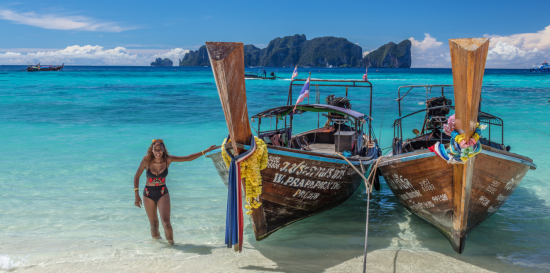Блакитний понеділок: 7 яскравих місць світу, які врятують від депресії
