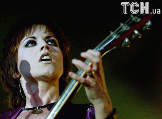 Перед смертю солістка The Cranberries О'Ріордан мала записати нову версію пісні Zombie