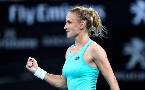 Українка Цуренко вирвала перемогу у представниці Росії на старті Australian Open