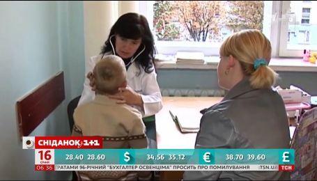 Количество случаев заболевания корью в Украине растет