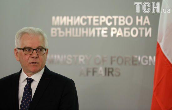 У МЗС Польщі хочуть звільнити старих випускників московських ВНЗ