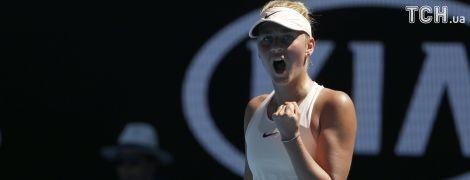 15-річна українка вийшла в третій раунд Australian Open, де зустрінеться зі Світоліною