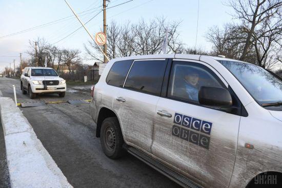 Спостерігачі ОБСЄ підтвердили загибель чоловіка після обстрілу бойовиками автобусу на Донбасі